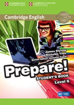 Cambridge English Prepare! Level 6 Student