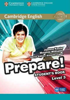 Cambridge English Prepare! Level 3 Student