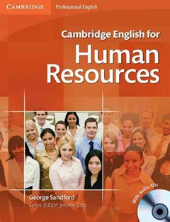 Cambridge English for Human Resources Student