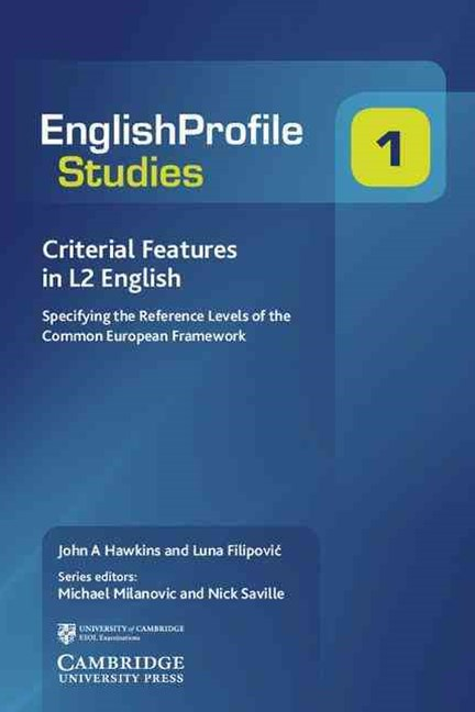 Criterial Features in L2 English