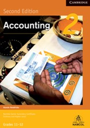 NSSC Accounting Module 2 Student's Book