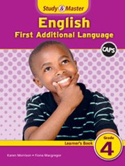 Study & Master English FAL Learner's Book Grade 4