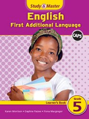Study & Master English FAL Learner's Book Grade 5