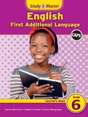 Study & Master English FAL Learner's Book Grade 6