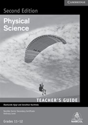 NSSC Physical Science Teacher's Guide