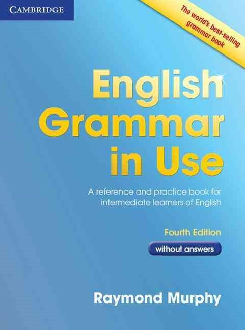 English Grammar in Use Book without Answers