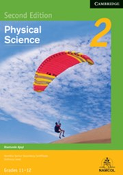 NSSC Physical Science Module 2 Student's Book