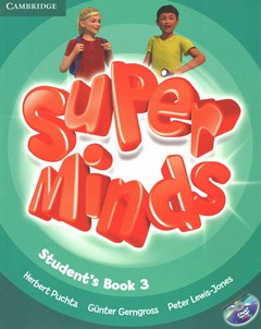 Super Minds Level 3 Student