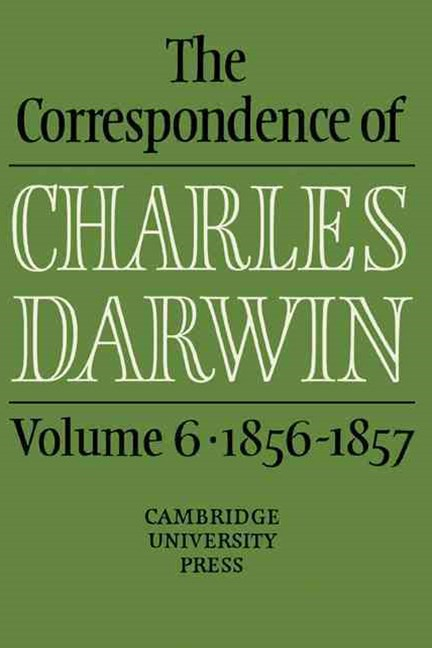 The Correspondence of Charles Darwin 1856-1857