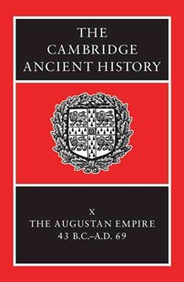 The Cambridge Ancient History by Alan K. Bowman, Edward Champlin, Andrew Lintott (9780521264303) - HardCover - History Ancient & Medieval History