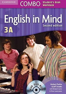 English in Mind Level 3A Combo with DVD-ROM by Herbert Puchta, Jeff Stranks, Richard Carter, Peter Lewis-Jones (9780521279789) - Multiple-item retail product - Education IELT & ESL