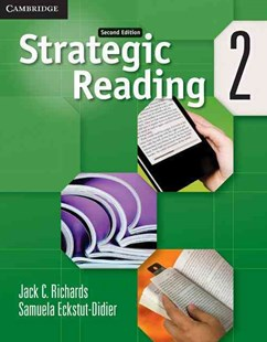 Strategic Reading Level 2 Student's Book by Jack C. Richards, Samuela Eckstut-Didier (9780521281133) - PaperBack - Education IELT & ESL