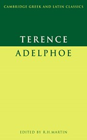 Terence: Adelphoe