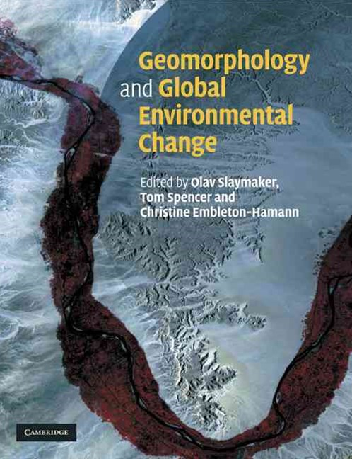 Geomorphology and Global Environmental Change