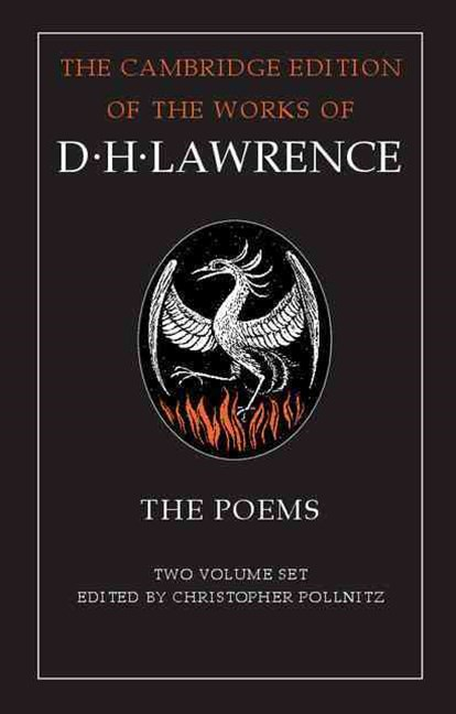 The Poems 2 Volume Hardback Set
