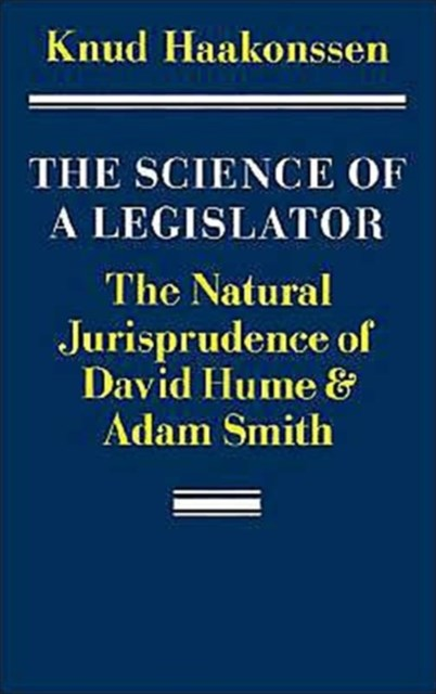 The Science of a Legislator