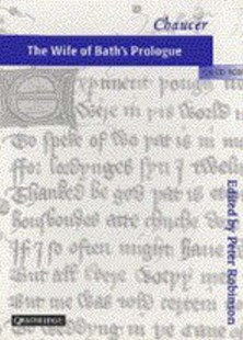 Chaucer: The Wife of Bath's Prologue on CD-ROM - Poetry & Drama Poetry