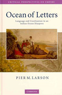 Ocean of Letters by Pier M. Larson, Pier Martin Larson (9780521518277) - HardCover - History African