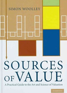 Sources of Value by Simon Woolley (9780521519076) - HardCover - Business & Finance Ecommerce