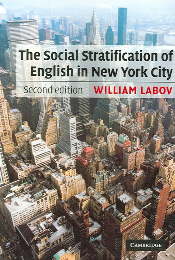 The Social Stratification of English in New York City