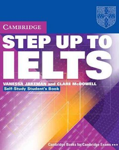 Step Up to IELTS Self-study Student