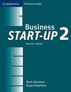 Business Start-up 2 Teacher