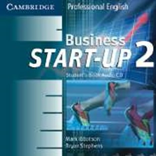 Business Start-Up 2 Audio CD Set (2 CDs) - Education IELT & ESL