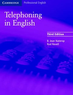 Telephoning in English Pupil