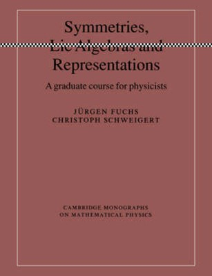Symmetries, Lie Algebras and Representations