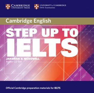 Step Up to IELTS Audio CDs - Language English