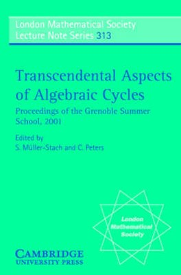 Transcendental Aspects of Algebraic Cycles
