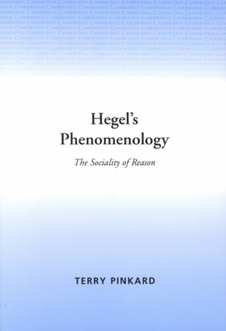 Hegel's Phenomenology