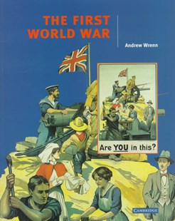 The First World War by Andrew Wrenn (9780521577755) - PaperBack - Non-Fiction History
