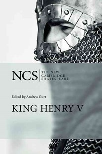 King Henry V by William Shakespeare, Andrew Gurr, William Shakespeare (9780521612647) - PaperBack - Poetry & Drama Plays