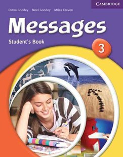 Messages 3 Student's Book by Diana Goodey, Noel Goodey, Miles Craven (9780521614337) - PaperBack - Non-Fiction