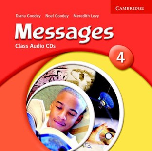 Messages 4 Class Audio CDs - Language English