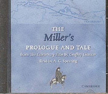 The Miller's Prologue and Tale CD - Historical fiction