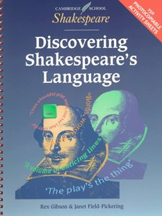 Discovering Shakespeare's Language American edition by Rex Gibson, Janet Field-Pickering (9780521637398) - PaperBack - Poetry & Drama
