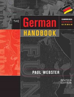 The German Handbook by Paul Webster, Paul Webster (9780521648608) - PaperBack - Non-Fiction