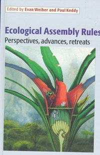 Ecological Assembly Rules by Evan Weiher, Paul Keddy, Evan Weiher (9780521652353) - HardCover - Science & Technology Biology