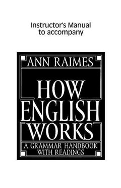 How English Works Instructor