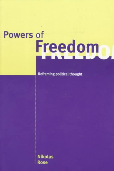 Powers of Freedom