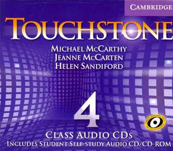 Touchstone Class Class Audio CDs 4 - Language English