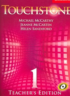 Touchstone Teacher's Edition 1 Teachers Book 1 with Audio CD by Michael J. McCarthy, Jeanne McCarten, Helen Sandiford (9780521666091) - Multiple-item retail product - Education IELT & ESL