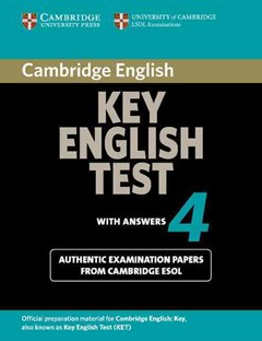 Cambridge Key English Test 4 Student