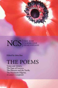 The Poems by William Shakespeare, John Roe (9780521671620) - PaperBack - Poetry & Drama Plays