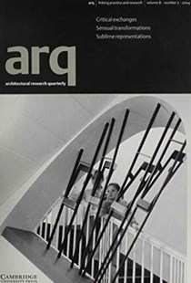 arq: Architectural Research Quarterly: Volume 8, Part 2 by Richard Weston, Peter Carolin, Thomas Fisher (9780521672535) - PaperBack - Art & Architecture Architecture