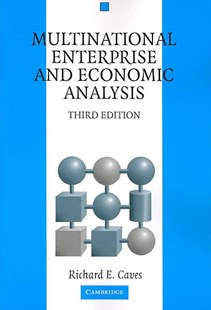 Multinational Enterprise and Economic Analysis by Richard E. Caves (9780521677530) - PaperBack - Business & Finance Ecommerce