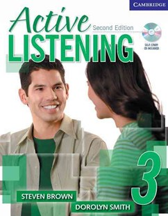 Active Listening 3 Student's Book with Self-study Audio CD by Steve Brown, Dorolyn Smith (9780521678216) - PaperBack - Education IELT & ESL