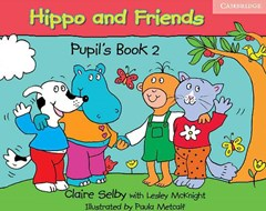 Hippo and Friends 2 Pupil